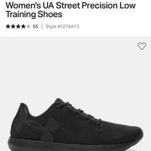 Under Armour Gym Lifting Shoes
